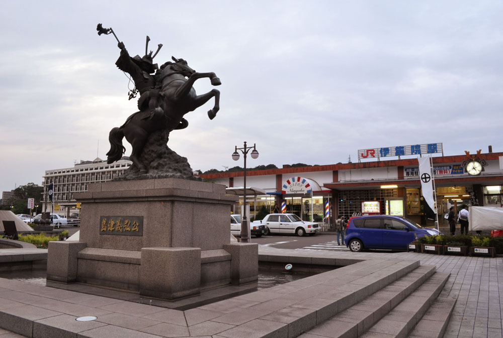 妙円寺詣り(車で)