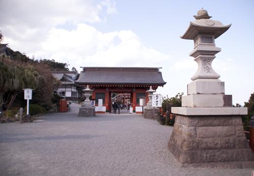 鵜戸神宮(宮崎県日南市)